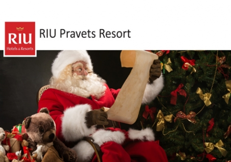 Коледа в RIU Pravets Resort